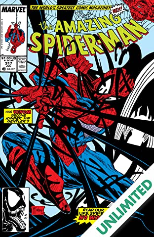 Amazing Spider-Man (1963-1998) #317